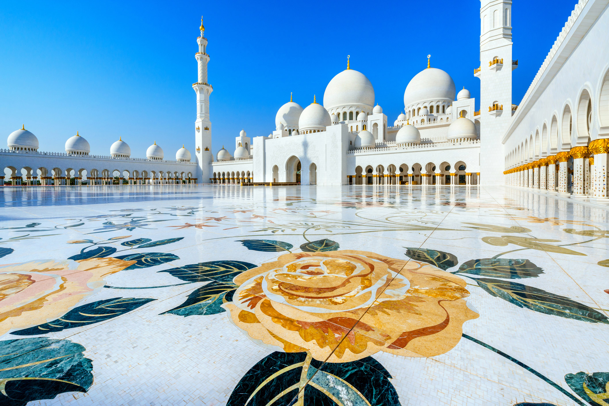 Work in the United Arab Emirates (UAE) | Prospects ac uk