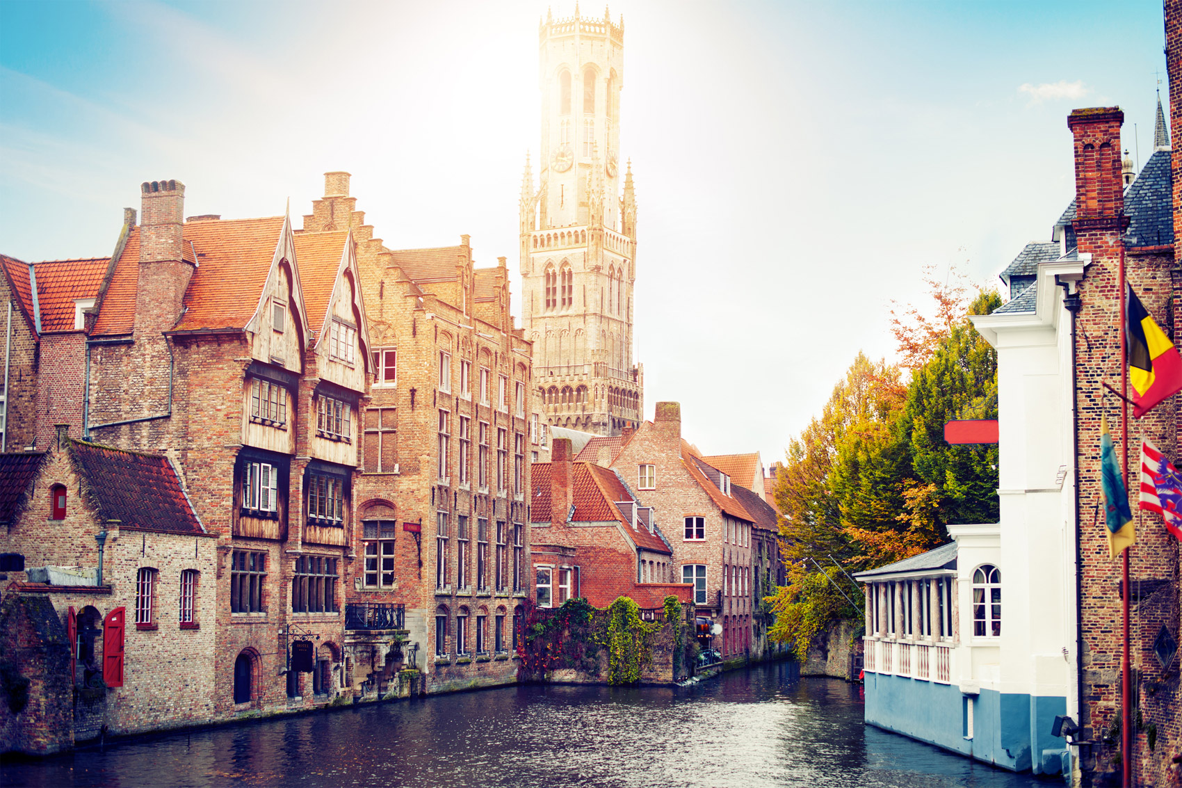 Work in Belgium | Prospects ac uk