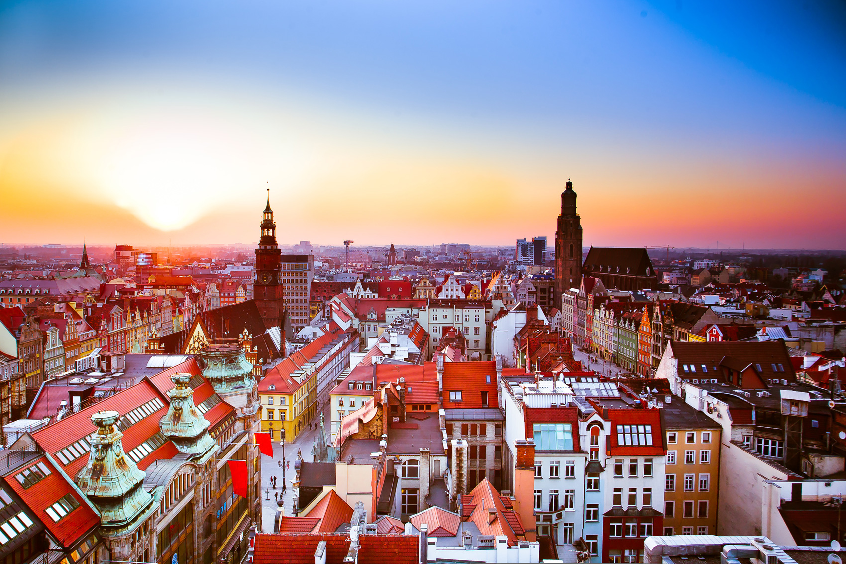 Work in Poland | Prospects ac uk