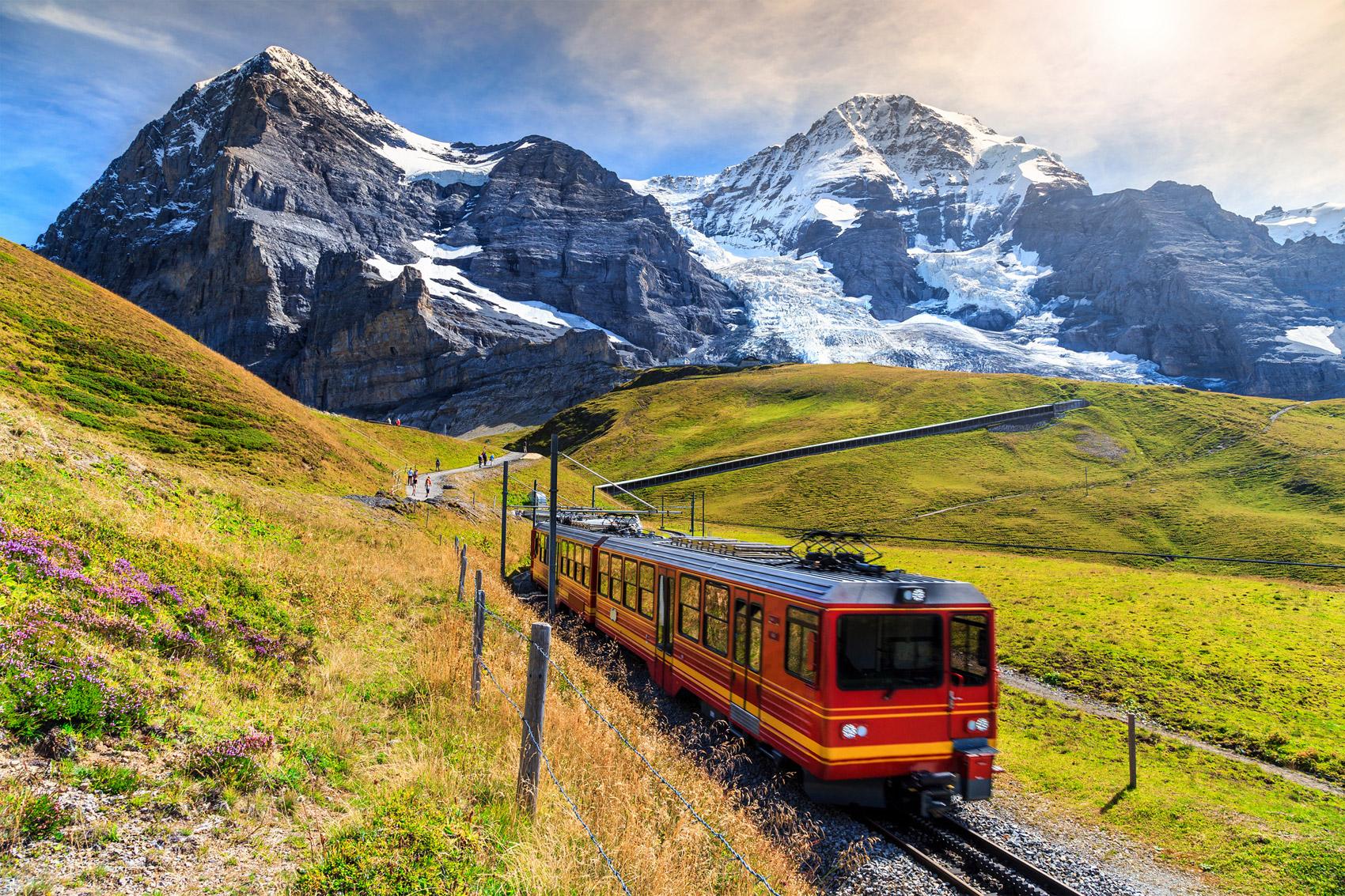 Work in Switzerland | Prospects ac uk